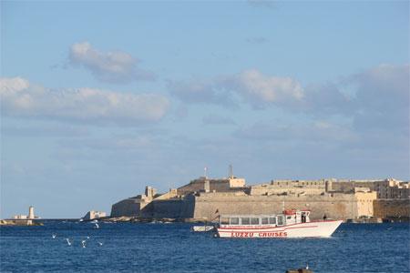 Hafenrundfahrt Sliema Malta