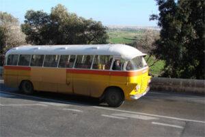 Malta Oldtimer Bus
