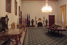 Malta Grandmasters Palace Dining Room