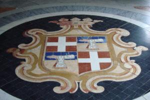Malta Großmeister Wappen Valletta