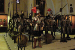 Malta Waffenkammer Großmeisterpalast