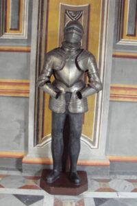 Malteser Ritterrüstung Grandmasters Palace Malta