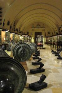 Palace Armoury Malta Waffenkammer