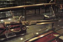 Sword Gun - Revolver Schwert Waffenkammer Malta