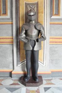 Ritter Harnisch Malta Grandmasters Palace Valletta