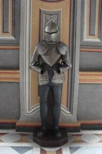 Ritterrüstung Valletta Großmeisterpalast Malta