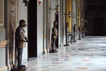 Valletta Korridor Grandmasters Palace